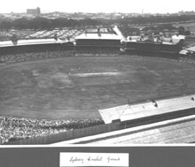 Sydney Cricket Ground - 1932